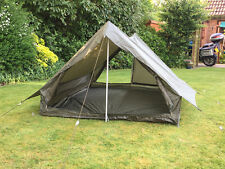 item 1 French Army Surplus 2 Man Tent - New -French Army Surplus 2 Man Tent - New & French Army Military Two Man Tent With Flysheet Surplus Camping ...