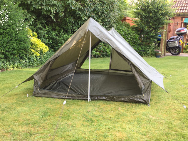 on sale 0d724 00a0f French Army Surplus 2 Man Tent -