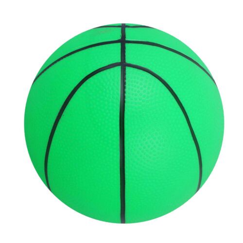 2x Portable Mini Bouncy Basketball for Kids Sports Toys Gift