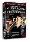 Murder Rooms And Sherlock Holmes (DVD, 2012, Box Set)