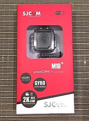 SJCAM M10+ Plus WIFI Sports Camera DV 2K Novatek NTK96660 IP86 Waterproof Camera
