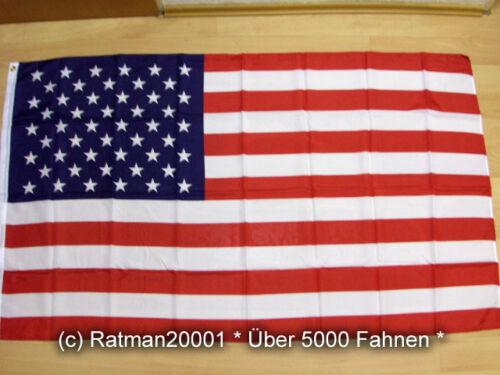 Fahnen Flagge USA Neu 90 x 150 cm