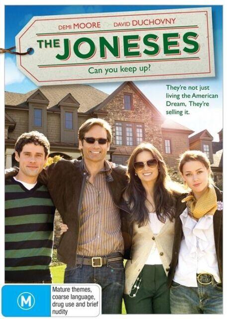 The Joneses (DVD, 2010)