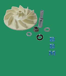 Kirby Vacuum Cleaner Fan Impeller Assembly Kit 119096 Se