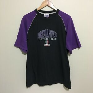 Fremantle-Dockers-Vintage-Logo-AFL-Football-T-Shirt-Mens-Large
