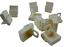 Lego-10-Stueck-Rucksack-weiss-fuer-Minifiguren-weisse-Rucksaecke-Tasche-Neu-2524 Indexbild 1