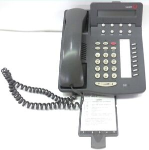 avaya inc lucent 6400 series telephones 6408d lot of 10 used rh ebay com Avaya 6416D M Avaya 6408D Phone