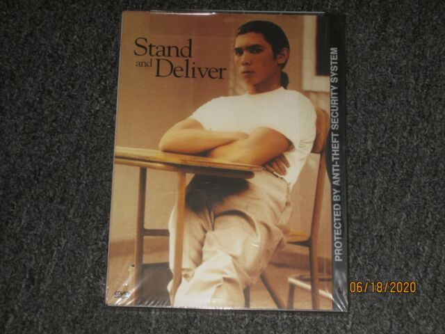 Stand and Deliver (DVD, 1998) Lou Diamond Phillips, Andy ...