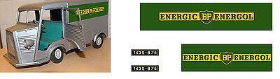 """BA191 /""""BP ENERGOL/"""" SET COMPLET AUTOCOLLANTS STICKERS POUR HY TOLE JRD 1//10"""