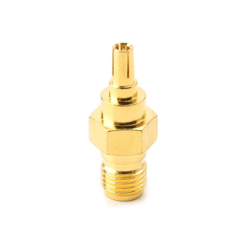 CRC9 Male Plug To SMA Female Jack RF Connector Coaxial Converter Adapter