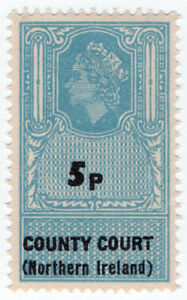 I-B-Elizabeth-II-Revenue-County-Courts-Northern-Ireland-5p