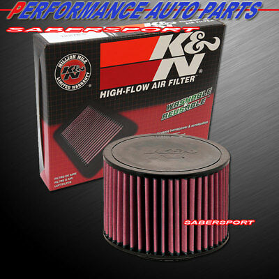 K/&N Filters E-2296 Air Filter Fits 05-17 Hilux