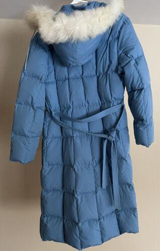 Vintage 1988 Cabela's Down Full Length Puffer Coat