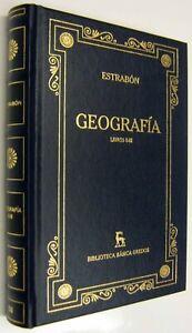 GEOGRAFIA-LIBROS-II-III-ESTRABON