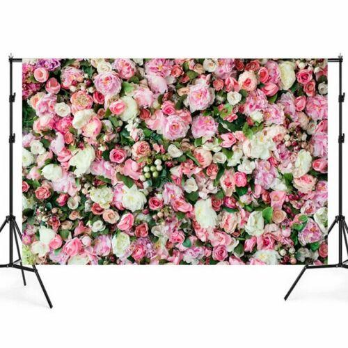 Roses Flower Sea Studio Photo Backdrop Photography Background f Wedding//Baby