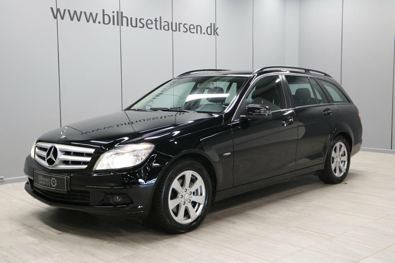 Mercedes C200 2,2 CDi Avantgarde stc. aut. BE 5d - 139.900 kr.