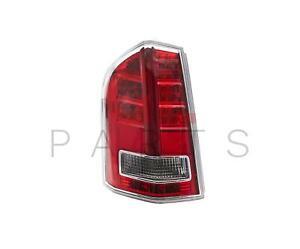 FOR CHRYSLER 300C 2013-2014 Rear Tail Light Lamp Left SAE USA type 68154603AC