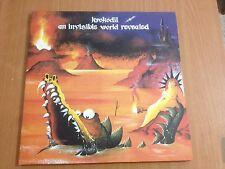 KROKODIL - An Invisible World Revealed VINYL LP SB 2009 Reissue