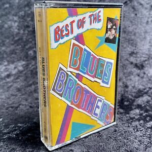 Best Of The Blues Brothers Cassette Tape Atlantic 1981