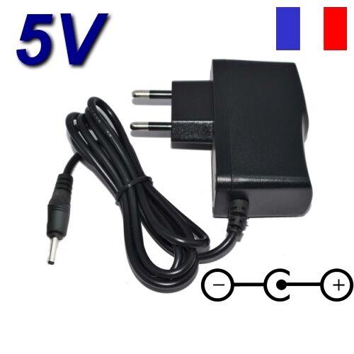 Adaptateur Secteur Chargeur 5V pour Tablette QILIVE tactile 10.1