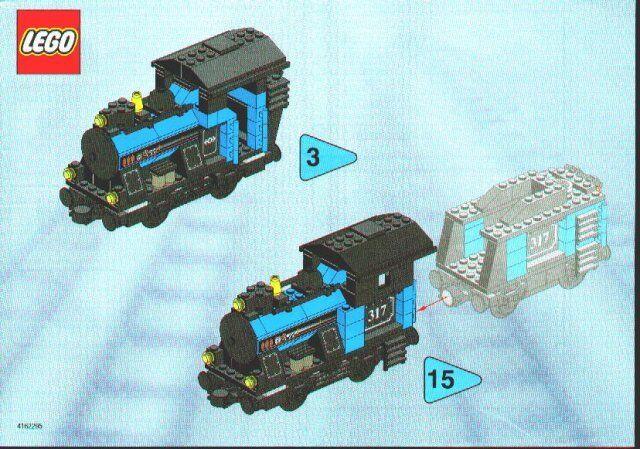 Lego Trenes mi propia pequeña locomotora de de de tren 3740 9V Nuevo Sellado  Mejor precio