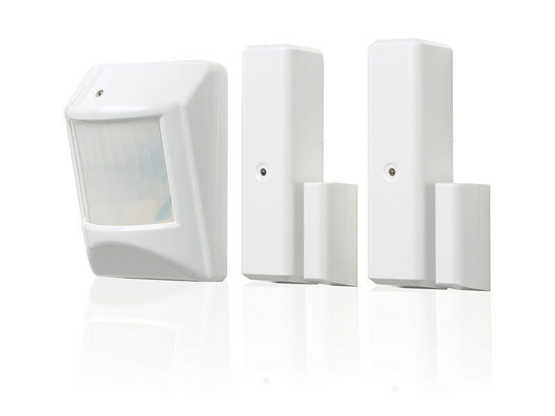 Linear WNK01-21KIT Z-Wave Home Security Suite Essential Android or iOS App