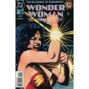 Wonder Woman (1987 series) #0 in Near Mint condition. DC comics [*r9]