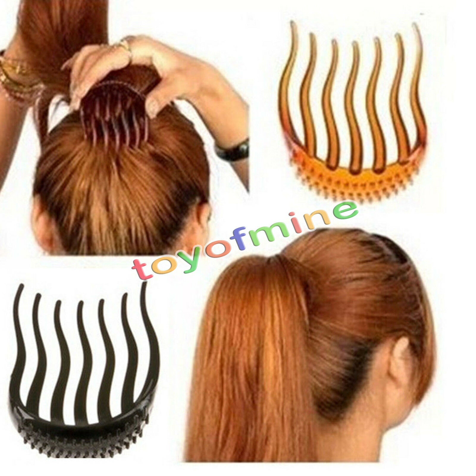 hair styling accessories online hair styling clip stick bun maker braid device 3923 | s l1600