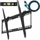 LCD LED Flat Screen Panel Tilt TV Wall Mount Bracket 32 37 42 46 47 50 75 55 60