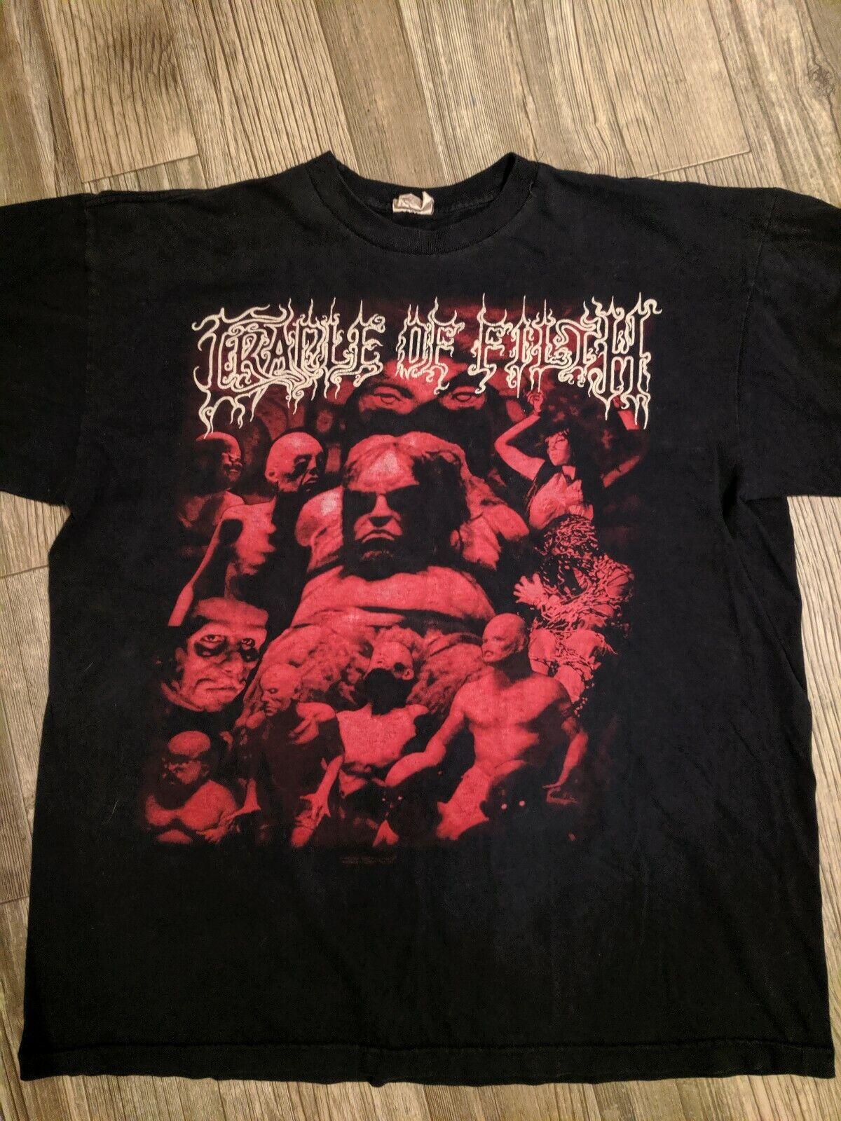 Cradle Of filth Vintage hemd