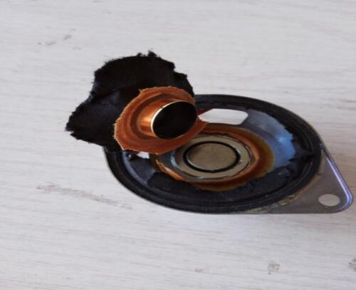 """2pcs 2/""""inch 8ohm 8Ω 10W tweeter Speaker Neodymium paper cone Loudspeaker"""