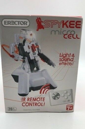 Erector Spykee Micro Cell IR Remote Control