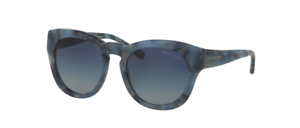 Michael Kors Sunglasses MK2037 32094L 50 Blue Marble / Blue...