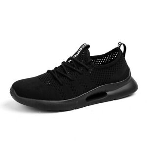 AU-Men-039-s-Ultralight-Running-Sports-Shoes-Breathable-Outdoor-Casual-Walking-Shoes