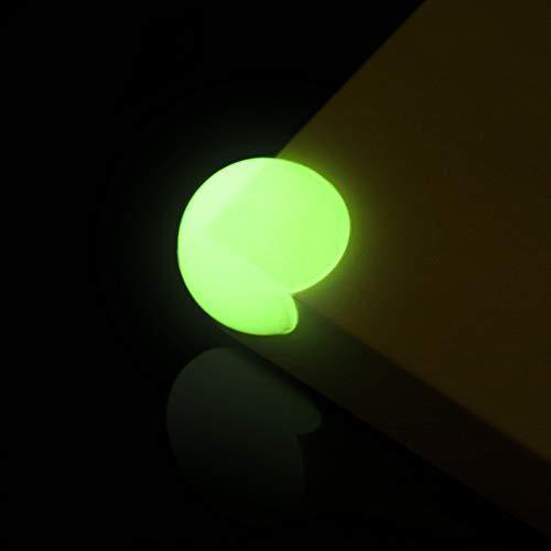 12x Kantenschutz Nachtlicht Eckenschutz SafeBob Lampe starker Halt transparent