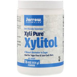Xilitolo-in-polvere-pura-454g-SUGAR-FREE-a-basso-contenuto-di-Carboidrati-Dolcificante-Naturale