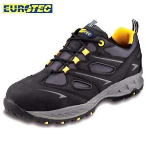 Mens S3 Waterproof Leather Safety Work