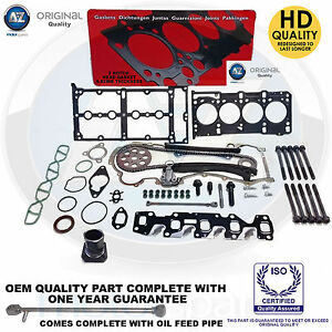 FOR-VAUXHALL-CORSA-C-D-1-3-CDTi-DIESEL-TIMING-CHAIN-KIT-HEAD-GASKET-SET-BOLTS