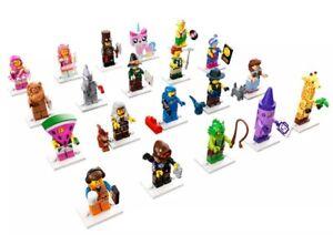 Lego-Minifigure-Figurine-The-Lego-Movie-2-Collector-71023-Choose-Minifig-NEW
