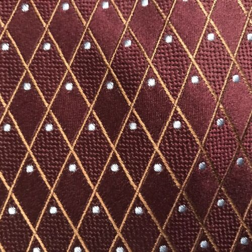 "Vintage IKE BEHAR Men's Tie 100% Silk , 4"" x 59"","