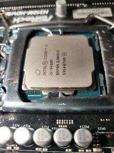 Intel BX80684I59400 Core i5-9400 Processor 6 Cores 4.1 GHz Turbo LGA 1151 Socket