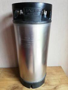 19L Corny Cornelius Beer Keg Steel Stackable Ball Lock