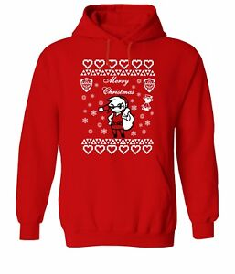 image is loading christmas the legend of zelda santa link hooded - Legend Of Zelda Christmas Sweater