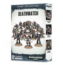 Warhammer 40k Deathwatch Start Collecting  NIB
