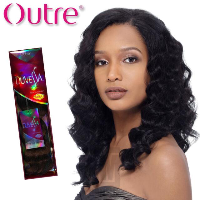 Outre Duvessa Paris Wave 100 Remi Human Hair 14 30 Auburn Ebay