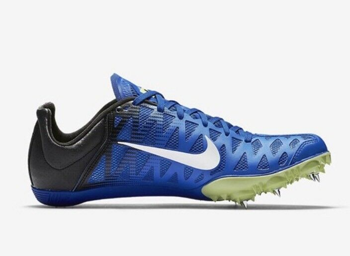 Nike Zoom Maxcat 4 Men's Spikes Track Shoes 549150 413 Blue Comfortable