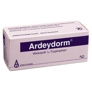 ARDEYDORM Tabletten 50St PZN 01313416