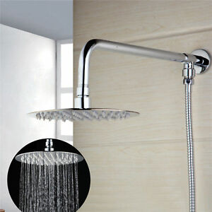 e-pak Wall Mounted Bathroom Bathtub Handheld Shower /& Head Mixer Tap Chrome