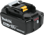Genuine-Makita-BL1840B-18V-LXT-4-0-AH-LED-Gauge-Battery-100-Authentic-3-Pack miniatuur 2