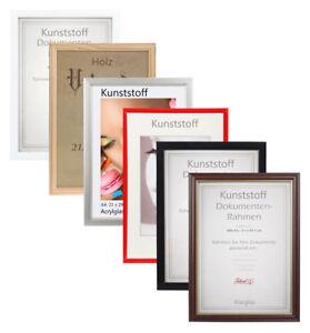 Dokument Bilderrahmen 21x297 Din A4 Urkunde Meisterbrief Zeugniss